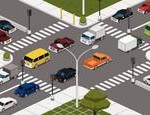 Streets Traffic Intersection Automobile Accident